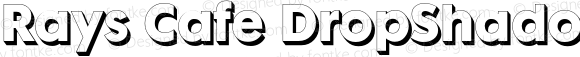 Rays Cafe DropShadow Version 1.1 | wf-rip DC20170215