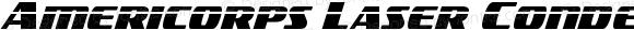 Americorps Laser Condensed Condensed Version 2.0; 2018