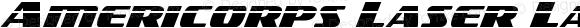 Americorps Laser Laser Version 2.0; 2018