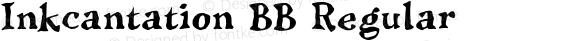 Inkcantation BB Regular