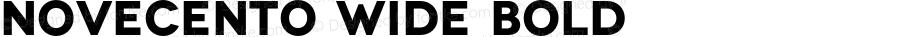 Novecento wide Bold Version 1.030;PS 001.030;hotconv 1.0.56;makeotf.lib2.0.21325