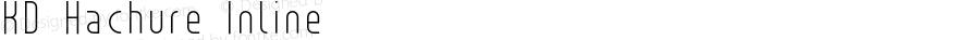 KD Hachure Inline Version 1.1 | wf-rip DC20180620