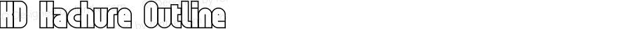 KD Hachure Outline Version 1.1 | wf-rip DC20180620