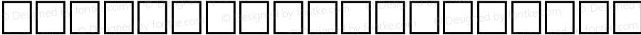 Sahifa Outline Italic