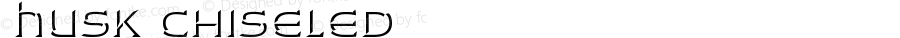 ☞Husk Chiseled ☞ Version 1.000 2017;com.myfonts.easy.stiggy-sands.husk.chiseled.wfkit2.version.5315