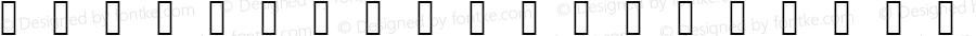 SourceHanSerifCN-Heavy-Alphabetic Heavy-Alphabetic Version 1.0