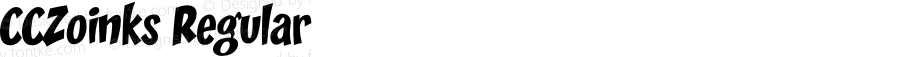 CCZoinks Regular Version 1.02 2016