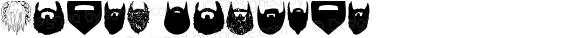 Beard Regular Version 1.00 April 14, 2015, initial release