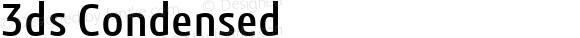 3ds Condensed