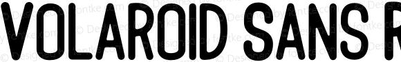 Volaroid Sans