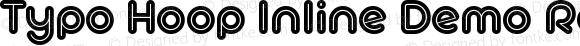 Typo Hoop Inline Demo