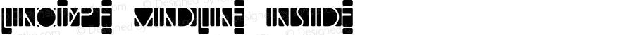 Linotype Mindline Inside Version 1.001