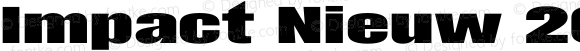 Impact Nieuw 2016 Bold