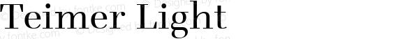 Teimer Light