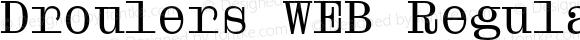 Droulers WEB