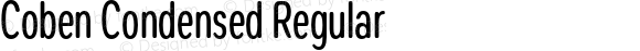 Coben Condensed Regular
