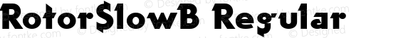 RotorSlowB Regular