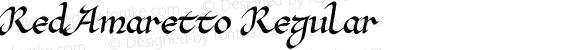 RedAmaretto Regular