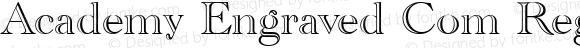 Academy Engraved Com