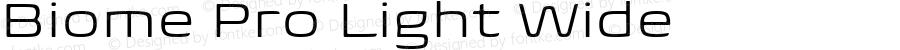 BiomePro-LightWide