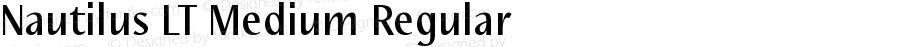 Nautilus LT Medium Regular Version 1.03