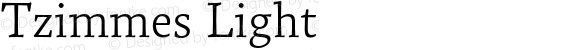 Tzimmes Light