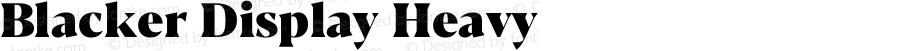 Blacker Display Heavy Version 1.0 | w-rip DC20180110