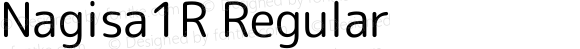 Nagisa1R Regular