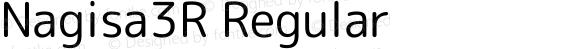 Nagisa3R Regular