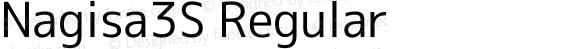 Nagisa3S Regular