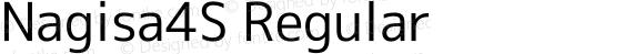 Nagisa4S Regular