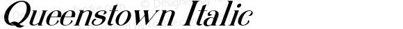Queenstown Italic