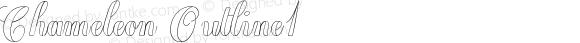 Chameleon Outline1
