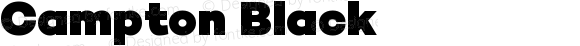 Campton Black