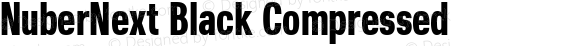 NuberNext Black Compressed