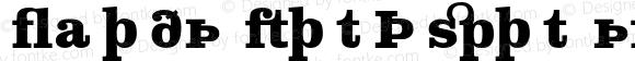 Clarendon Text Expert Bold