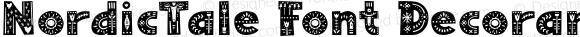 NordicTale Font