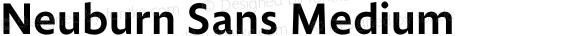 Neuburn Sans