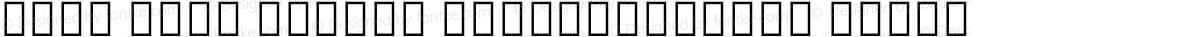 Noto Sans Arabic SemiCondensed Black