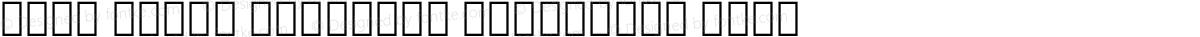 Noto Serif Georgian Condensed Bold