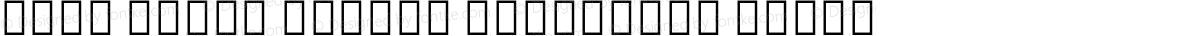 Noto Serif Hebrew Condensed Light