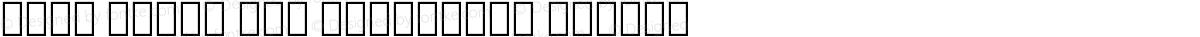 Noto Serif Lao Condensed Medium