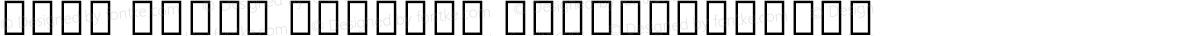 Noto Serif Myanmar SemiCondensed