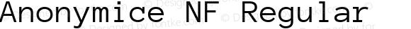 Anonymice NF Regular Version 1.002