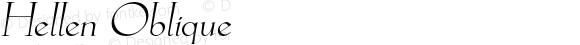 Hellen Oblique