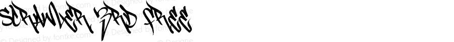 Scrawler 3rd Free Version 1.000 2001 initial release