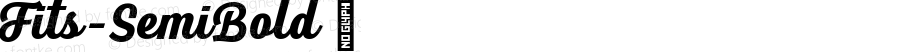 Fits-SemiBold ☞ Version 1.000;PS 001.000;hotconv 1.0.88;makeotf.lib2.5.64775;com.myfonts.easy.deartype.fits.semi-bold.wfkit2.version.5gtr