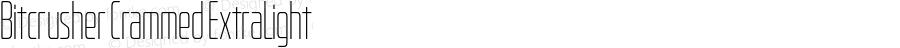 Bitcrusher Crammed ExtraLight Version 1.000 | wf-rip DC20190205