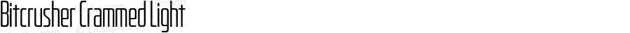 Bitcrusher Crammed Light Version 1.000 | wf-rip DC20190205