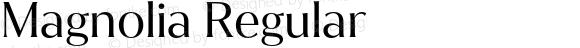 Magnolia Regular